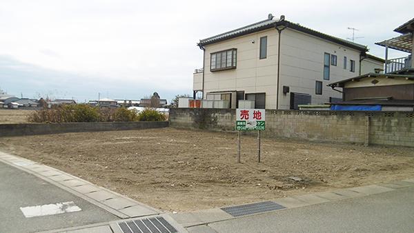 熊谷市弥藤吾字年代400万円売地